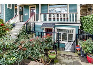"Photo 20: 1512 GRAVELEY Street in Vancouver: Grandview VE Townhouse for sale in ""COMMERCIAL DRIVE"" (Vancouver East)  : MLS®# V1127306"