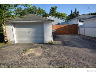 Photo 13: Ravelston Avenue East in Winnipeg: Residential for sale : MLS®# 1518707