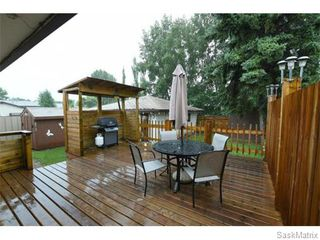 Photo 34: 1026 DOROTHY Street in Regina: Normanview West Single Family Dwelling for sale (Regina Area 02)  : MLS®# 544219