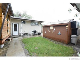 Photo 41: 1026 DOROTHY Street in Regina: Normanview West Single Family Dwelling for sale (Regina Area 02)  : MLS®# 544219