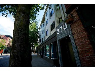 "Photo 2: 405 370 CARRALL Street in Vancouver: Downtown VE Condo for sale in ""21 DOORS"" (Vancouver East)  : MLS®# V1141894"