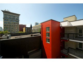 "Photo 15: 405 370 CARRALL Street in Vancouver: Downtown VE Condo for sale in ""21 DOORS"" (Vancouver East)  : MLS®# V1141894"