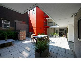"Photo 16: 405 370 CARRALL Street in Vancouver: Downtown VE Condo for sale in ""21 DOORS"" (Vancouver East)  : MLS®# V1141894"
