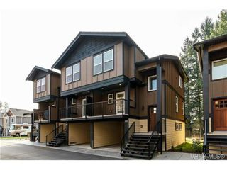 Photo 2: 106 990 Rattanwood Place in VICTORIA: La Happy Valley Townhouse for sale (Langford)  : MLS®# 355759