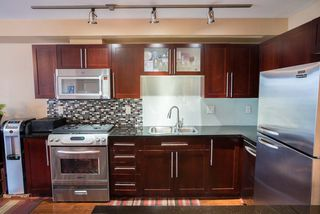 "Photo 6: 407 122 E 3RD Street in North Vancouver: Lower Lonsdale Condo for sale in ""SAUSALITO"" : MLS®# R2034423"