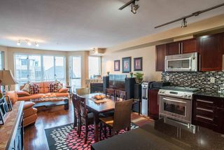 "Photo 3: 407 122 E 3RD Street in North Vancouver: Lower Lonsdale Condo for sale in ""SAUSALITO"" : MLS®# R2034423"
