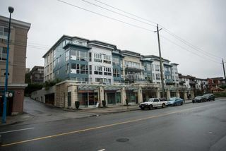 "Photo 2: 407 122 E 3RD Street in North Vancouver: Lower Lonsdale Condo for sale in ""SAUSALITO"" : MLS®# R2034423"