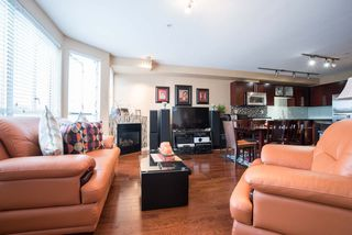 "Photo 10: 407 122 E 3RD Street in North Vancouver: Lower Lonsdale Condo for sale in ""SAUSALITO"" : MLS®# R2034423"