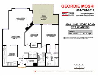 "Photo 3: 208 19121 FORD Road in Pitt Meadows: Central Meadows Condo for sale in ""EDGEFORD MANOR"" : MLS®# R2075500"