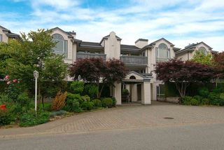 "Photo 1: 208 19121 FORD Road in Pitt Meadows: Central Meadows Condo for sale in ""EDGEFORD MANOR"" : MLS®# R2075500"