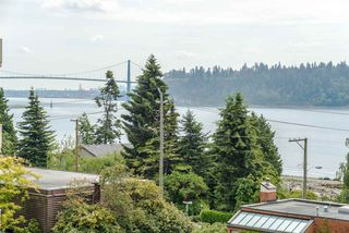 Main Photo: 303 1845 BELLEVUE Avenue in West Vancouver: Ambleside Condo for sale : MLS®# R2082787