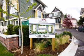 "Photo 3: 23 14388 103 Avenue in Surrey: Whalley Townhouse for sale in ""THE VIRTUE"" (North Surrey)  : MLS®# R2083515"