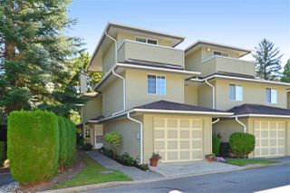"Main Photo: 122 1386 LINCOLN Drive in Port Coquitlam: Oxford Heights Townhouse for sale in ""MOUNTAIN PARK VILLAGE"" : MLS®# R2108000"