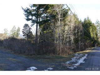 Photo 3: 6138 Llanilar Road in SOOKE: Sk East Sooke Land for sale (Sooke)  : MLS®# 374214