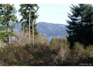 Photo 1: 6138 Llanilar Road in SOOKE: Sk East Sooke Land for sale (Sooke)  : MLS®# 374214