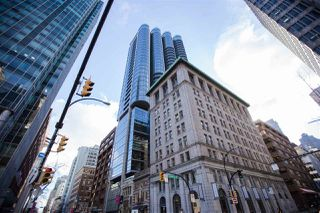 Photo 1: 2403 838 W HASTINGS Street in Vancouver: Downtown VW Condo for sale (Vancouver West)  : MLS®# R2139856