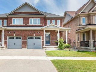Photo 1: 229 Robert Parkinson Drive in Brampton: Northwest Brampton House (2-Storey) for sale : MLS®# W3883882