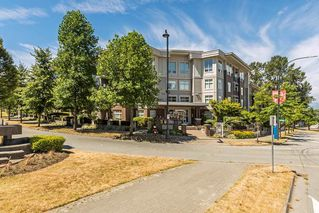 Photo 1: 407 13555 GATEWAY Drive in Surrey: Whalley Condo for sale (North Surrey)  : MLS®# R2191741