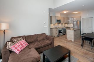 """Photo 1: 411 6875 DUNBLANE Avenue in Burnaby: Metrotown Condo for sale in """"SUBORA living near Metrotown"""" (Burnaby South)  : MLS®# R2219818"""