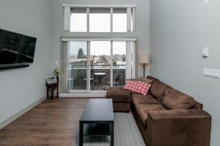 """Photo 3: 411 6875 DUNBLANE Avenue in Burnaby: Metrotown Condo for sale in """"SUBORA living near Metrotown"""" (Burnaby South)  : MLS®# R2219818"""
