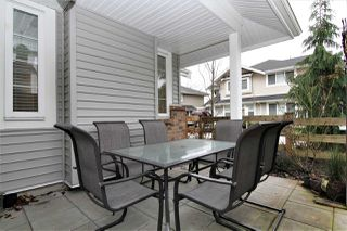 "Photo 12: 24 12161 237 Street in Maple Ridge: East Central Townhouse for sale in ""VILLAGE GREEN"" : MLS®# R2235626"