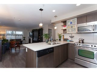 """Photo 12: 202 19936 56 Avenue in Langley: Langley City Condo for sale in """"BEARING POINTE"""" : MLS®# R2240895"""