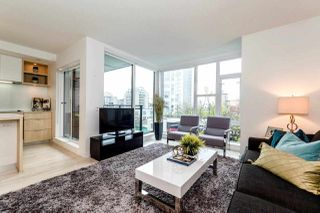 "Photo 1: 308 111 E 3RD Street in North Vancouver: Lower Lonsdale Condo for sale in ""The Versatile Building"" : MLS®# R2263071"