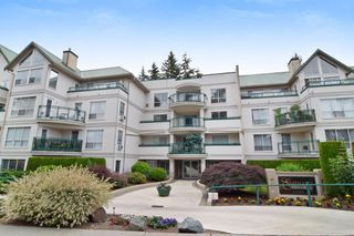 "Photo 1: 417 33280 E BOURQUIN Crescent in Abbotsford: Central Abbotsford Condo for sale in ""Emerald Springs"" : MLS®# R2282707"