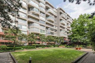"Photo 1: 616 518 MOBERLY Road in Vancouver: False Creek Condo for sale in ""NEWPORT QUAY"" (Vancouver West)  : MLS®# R2285500"