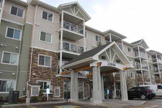Main Photo: 219 12660 142 Avenue in Edmonton: Zone 27 Condo for sale : MLS®# E4127784