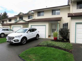 "Photo 1: 5 45640 STOREY Avenue in Sardis: Sardis West Vedder Rd Townhouse for sale in ""WHISPERING PINES"" : MLS®# R2306187"