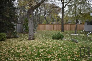Photo 16: 66 Ruttan Bay in Winnipeg: East Fort Garry Residential for sale (1J)  : MLS®# 1828061