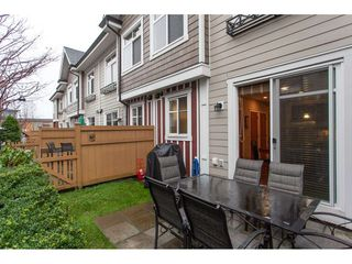 "Photo 15: 5 20738 84 Avenue in Langley: Willoughby Heights Townhouse for sale in ""YORKSON CREEK"" : MLS®# R2328190"