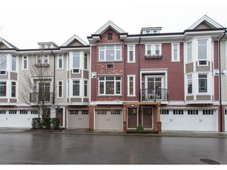 "Photo 2: 5 20738 84 Avenue in Langley: Willoughby Heights Townhouse for sale in ""YORKSON CREEK"" : MLS®# R2328190"