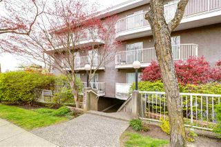 "Photo 1: 105 2023 FRANKLIN Street in Vancouver: Hastings Condo for sale in ""LESLIE POINT"" (Vancouver East)  : MLS®# R2329636"