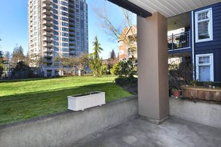 "Photo 17: 114 1190 EASTWOOD Street in Coquitlam: North Coquitlam Condo for sale in ""LAKESIDE TERRACE"" : MLS®# R2333794"