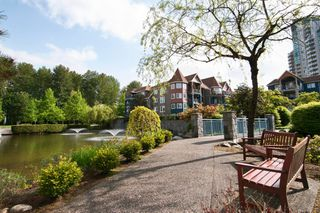 "Photo 26: 114 1190 EASTWOOD Street in Coquitlam: North Coquitlam Condo for sale in ""LAKESIDE TERRACE"" : MLS®# R2333794"