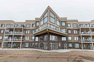 Main Photo: 208 4075 CLOVER BAR Road: Sherwood Park Condo for sale : MLS®# E4141042