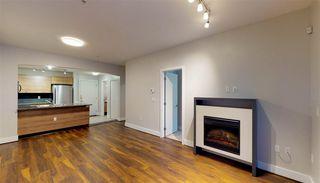 "Photo 8: 121 6688 120 Street in Surrey: West Newton Condo for sale in ""ZEN at SALUS"" : MLS®# R2338675"