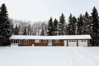 Main Photo: 242024 242024 TWP RD 470: Rural Wetaskiwin County House for sale : MLS®# E4144939