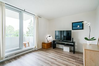 Photo 1: 703 4160 SARDIS Street in Burnaby: Central Park BS Condo for sale (Burnaby South)  : MLS®# R2343719