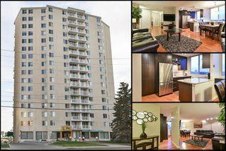 Photo 1: 804 12141 JASPER Avenue in Edmonton: Zone 12 Condo for sale : MLS®# E4147372