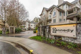 "Main Photo: 306 1242 TOWN CENTRE Boulevard in Coquitlam: Canyon Springs Condo for sale in ""THE KENNEDY"" : MLS®# R2360944"
