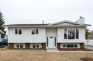 Photo 1: 15 ARBOR Crescent: St. Albert House for sale : MLS®# E4152912