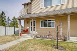 Main Photo: 739 VILLAGE Drive: Sherwood Park Townhouse for sale : MLS®# E4155067