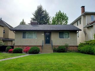 Photo 1: 8141 LAUREL Street in Vancouver: Marpole House for sale (Vancouver West)  : MLS®# R2367831
