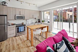 Photo 5: 104 595 Pandora Avenue in VICTORIA: Vi Downtown Condo Apartment for sale (Victoria)  : MLS®# 410513