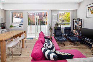 Photo 10: 104 595 Pandora Avenue in VICTORIA: Vi Downtown Condo Apartment for sale (Victoria)  : MLS®# 410513