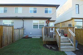 Photo 29: 10724 72 Avenue in Edmonton: Zone 15 House Half Duplex for sale : MLS®# E4156431