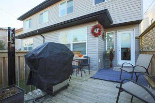 Photo 28: 10724 72 Avenue in Edmonton: Zone 15 House Half Duplex for sale : MLS®# E4156431